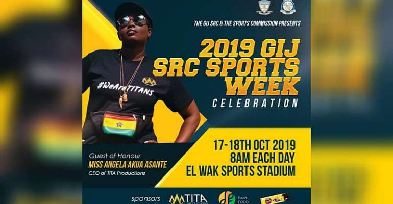 GIJ-SRC Lands TITA Productions Sponsorship For 2019 GIJ Sports Week Celebration