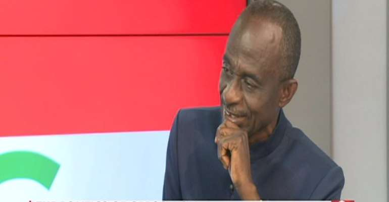 Johnson Asiedu Nketia is the General Secretary of the NDC