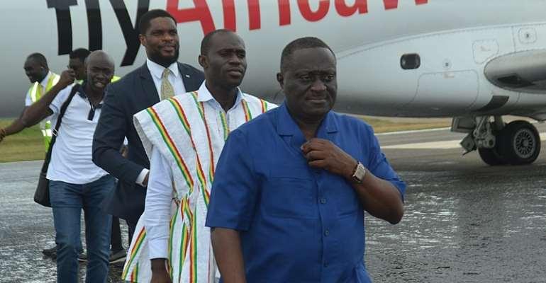 Wa Airport Will Boost Tourism – Regional Minister