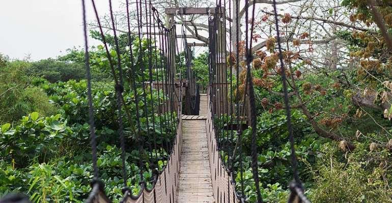 Legon Botanical Gardens – Accra's Paradise