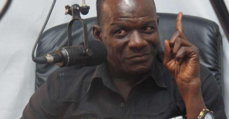 Coach Abubakari Damba