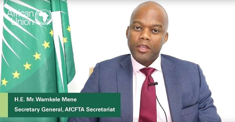 AfCFTA Is A Timely To Address Covid-19 Pandemic In Africa — Wamkele Mene