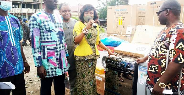 Obuasi East District Assembly Disburses 3rd Disability Fund To 49 Beneficiaries