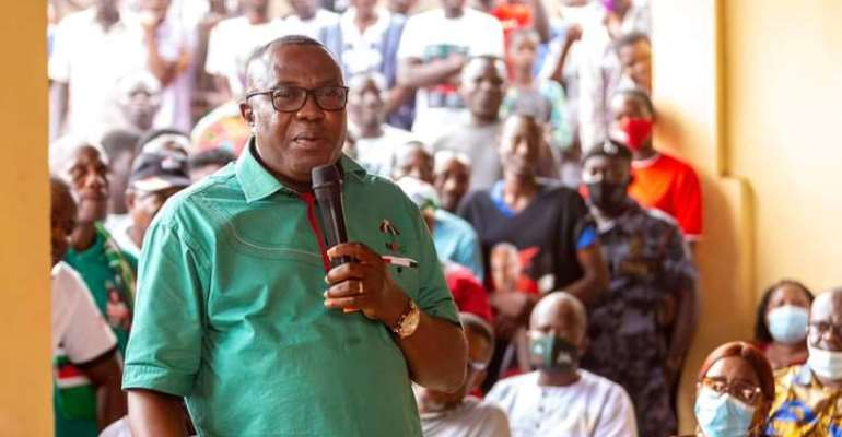 Central Region Has Been Central To NDC Since 1992, Kick Out Confused Akuf-Addo — Ofosu Ampofo