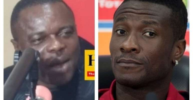 VIDEO: I'm Disappointed In Gyan Brothers For Assaulting The CEO, Asamoah Gyan Is Not Being Managed Well — Nana Kwame