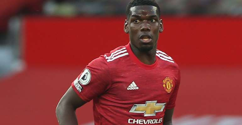Manchester United triggers one-year extension in Pogba's contract