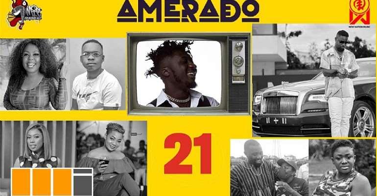 Amerado Recruits AMG's Evergreen On 'Yeete Nsem' Episode 21