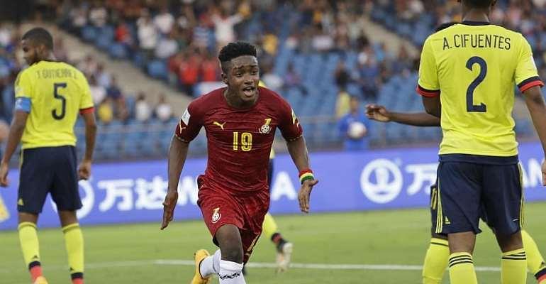FIFA U-17 WC: Sadiq Ibrahim's Absence Will Not Affect Our Performance - Paa Kwesi Fabin