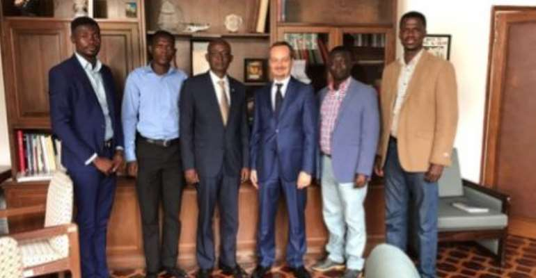 World Trade Centre Accra To Deepen Trade And Investment With Italy