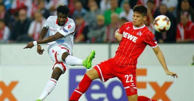Richmond Boakye Can Succeed At The Next Level - Agent Oliver Arthur
