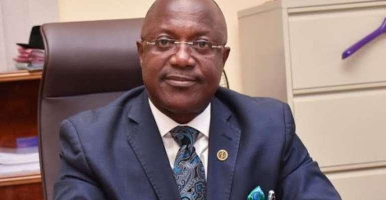 Prof Ken Attafuah, NIA Boss
