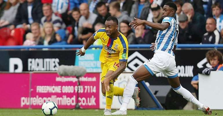Ex-Crystal Palace Star Andrew Johnson Backs Ghana Striker Jordan Ayew To Find Form