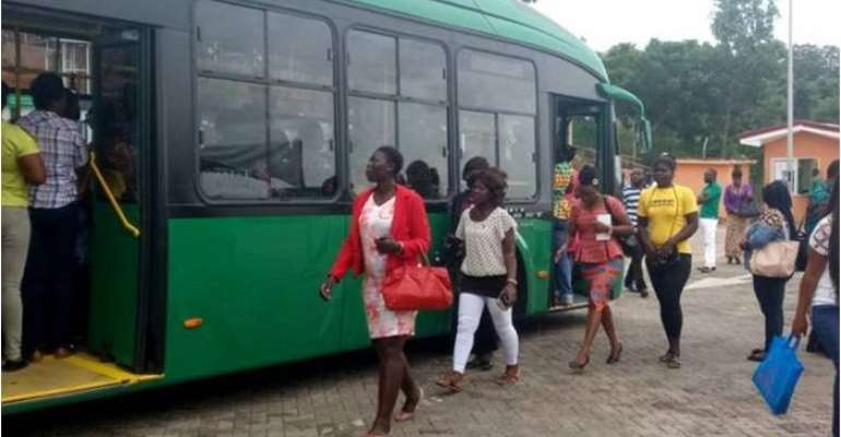More Aayalolo Buses To Reduce Single-Occupancy Vehicles