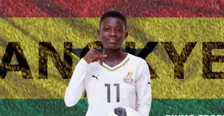 Ghana Forward Olivia Anokye Joins Spanish Side SD Eibar Feminino