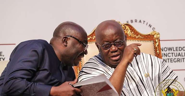 NABCO Trainees Must Be Employed Permanently — Akufo-Addo To Employers
