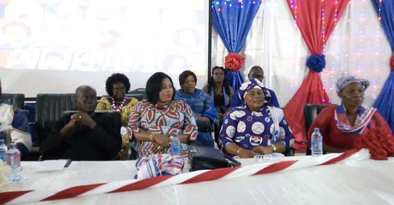 NDC Has Nothing Good For You – NPP National Women's Organizer