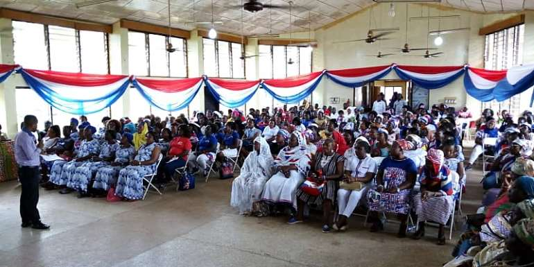 Bono-East NPP Holds Maiden Women's Conference