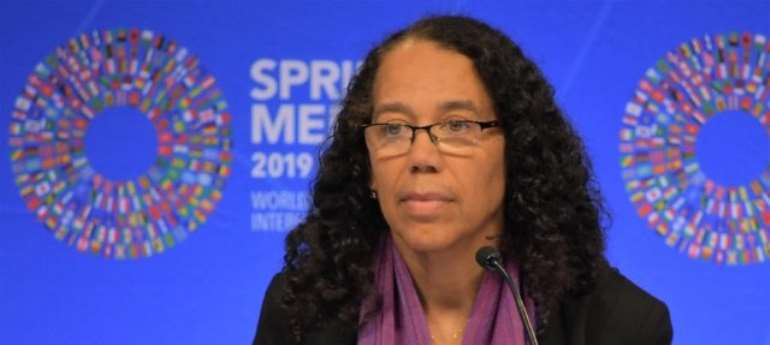 40% Of Every Cash Collected Goes To Service Interest Payments — IMF