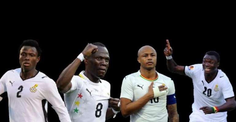 Ghana's U-20 World Cup Win 10 Years On; The Four Who Didn't Miss