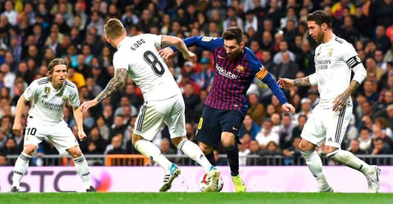 La Liga Asks For Clasico To Be Moved Due To Catalan Protests