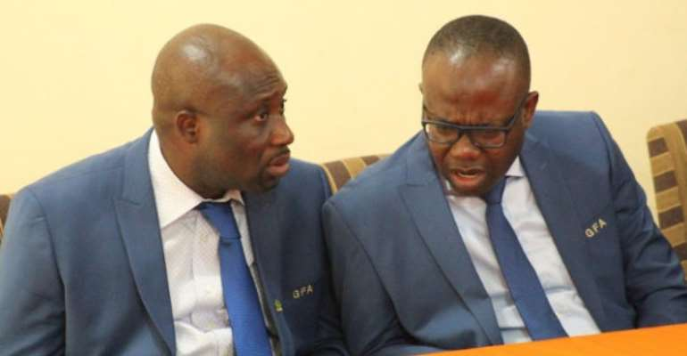 GFA Elections: George Afriyie Is Not Different From Kwesi Nyantakyi, Says Former Sports Minister