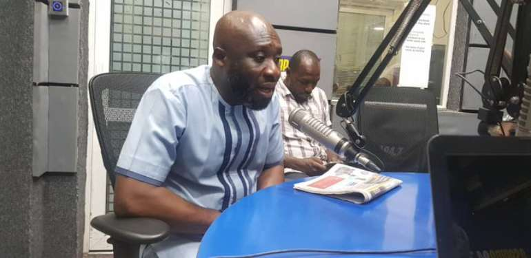 GFA Elections: I Have Confidence In Delegates, Says George Afriyie