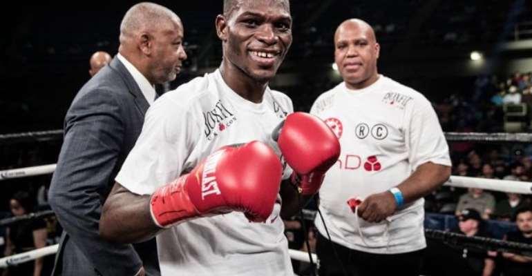 Richard Commey Pledges To Retain IBF Lightweight Title Against Lopez