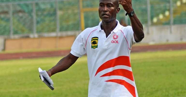 Kotoko Reappoint Akakpo Patron As Second Assistant Coach