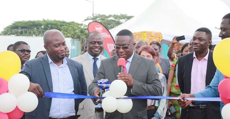 Ghana's largest private university goes solar