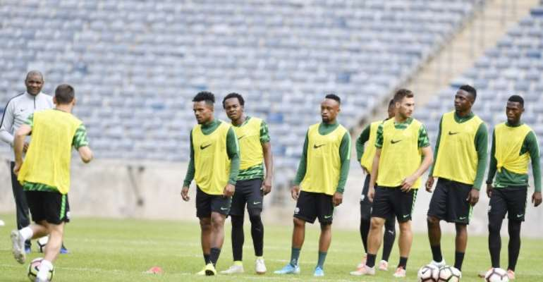 2021 AFCON Qualifiers: Ghana's Opponent South Africa In Tussle With CAF Over Fixtures