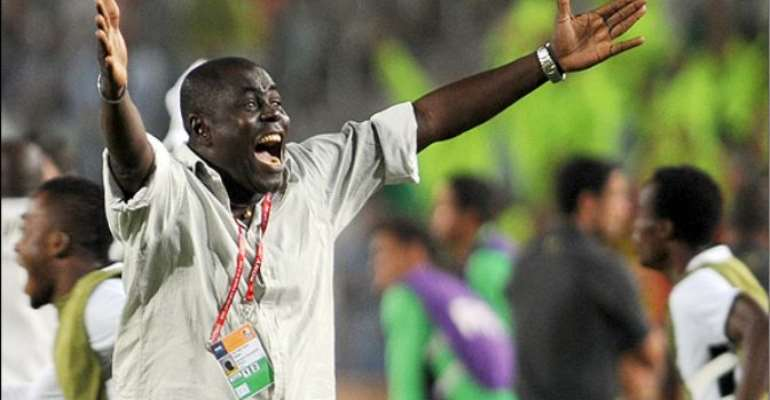 I Expected A Bigger Celebration After Winning U-20 World Cup - Sellas Tetteh