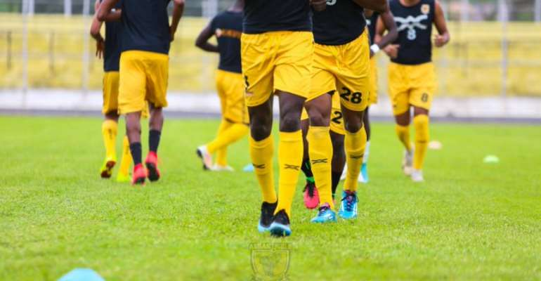 Ashanti Gold To Host Still Hope FC In A Friendly On Saturday