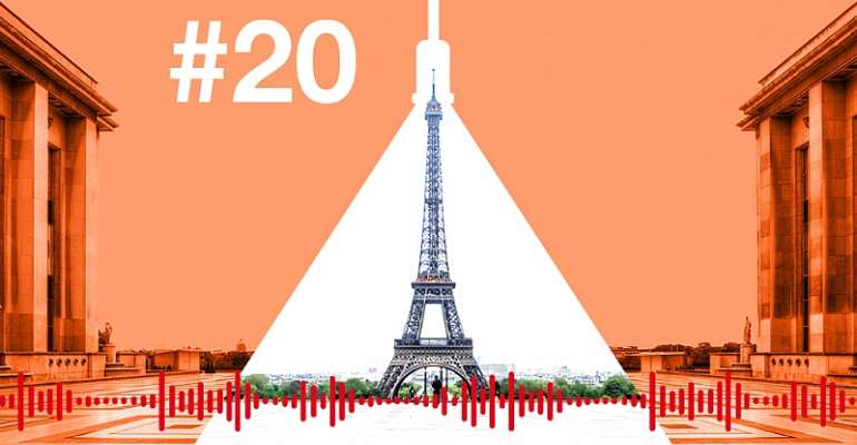 Podcast: the tweeting diplomat, eco-friendly pigs, remembering Algerians massacred in Paris