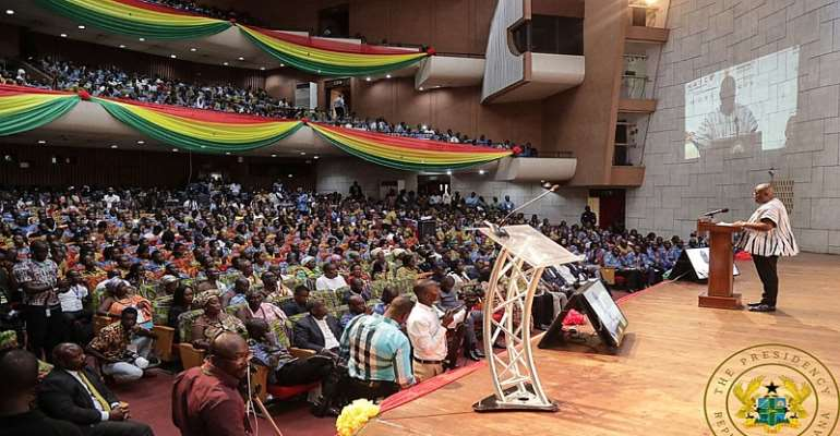 Employ NABCO Trainees First – Akufo-Addo Tasks Module Implementation Partners