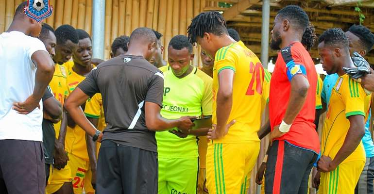 Wa All Stars To Lock Horns With Inter Allies This Weekend
