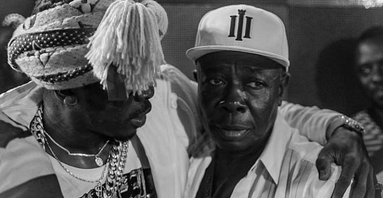 [Full Text] Shatta Wale Gets Birthday Message From Father