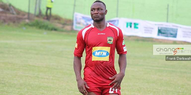 Kotoko defender Wahab Adams