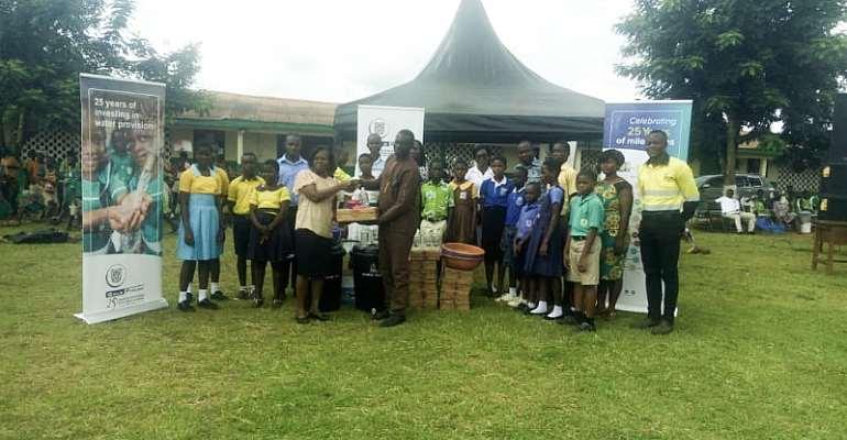 Emulate Gold Fields - School Health Coordinator Tells Other Mining Firms