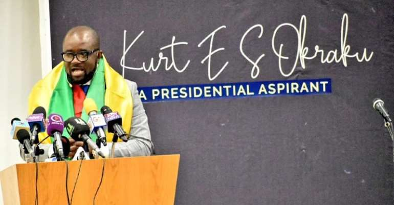 Kurt Okraku To Become Next GFA President – Prophet Otabil