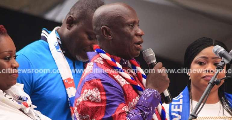 NPP Insists On Removing Fomena MP From Parliament
