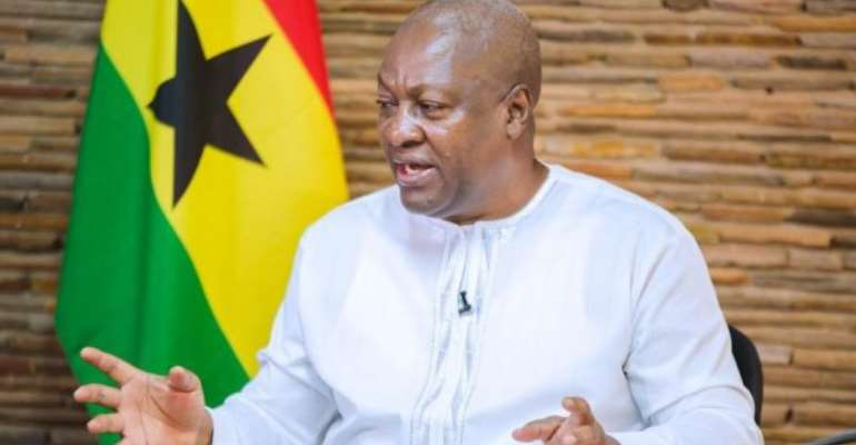 C/R: Mahama Promises Credit Scheme To Empower Fishers