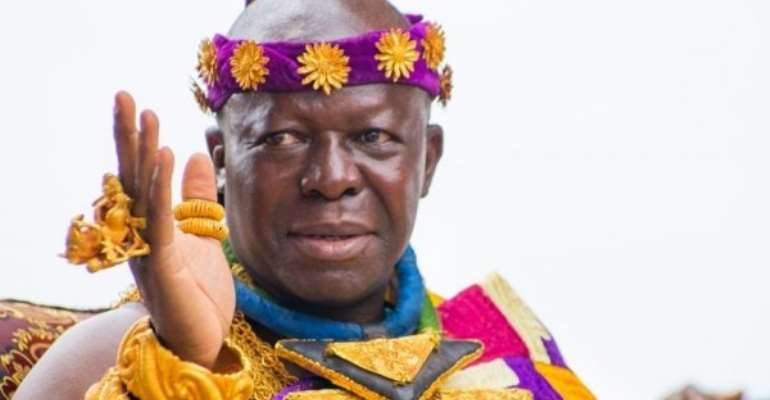 Deliver Your Campaign Promises — Otumfuo Urges Political Parties
