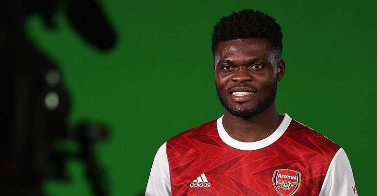 New Arsenal signing Thomas Partey