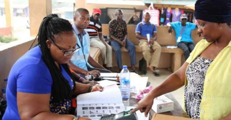 Compilation Of Transfered, Proxy Voters' List Set For October 20-22