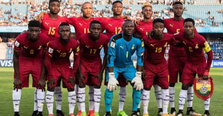 FIFA U-17 World Cup: Ghana Vs. Niger Preview