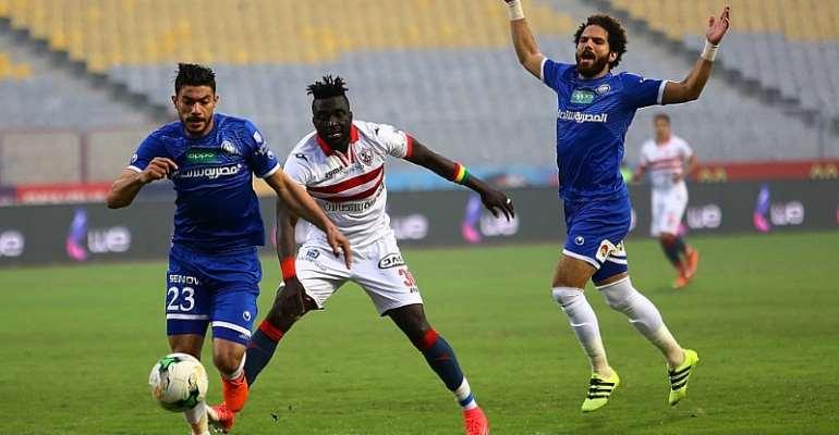 Zamalek Will Not Repeat Nana Poku Mistake -  Murtada Mansour