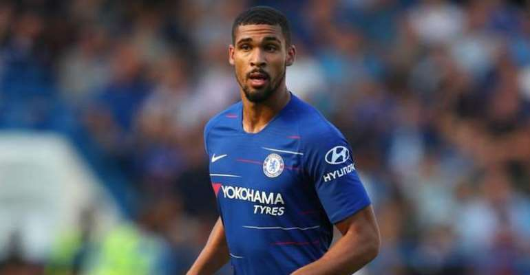 Michael Essien Advises Loftus-Cheek To Stay And Fight For Place