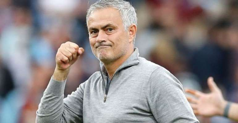 Reports suggested Jose Mourinho was set to be sacked this earlier this month