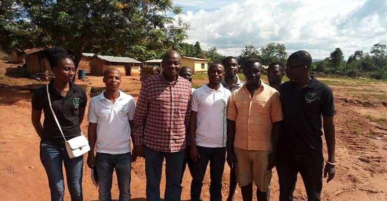 As I Grow Organization Rescues Krutiase Community