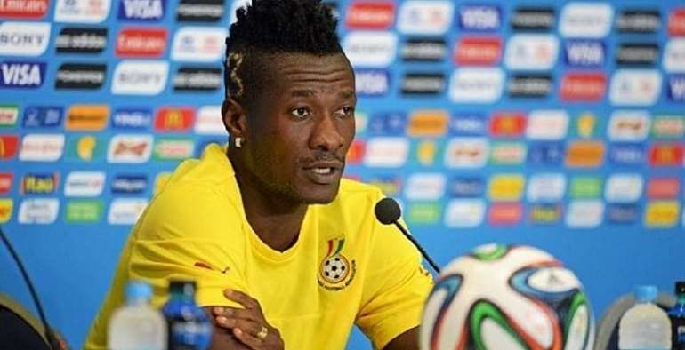 Only injury Can Force My Retirement - Asamoah Gyan